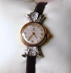 OMEGA watch. Art Déco style, from 1900.