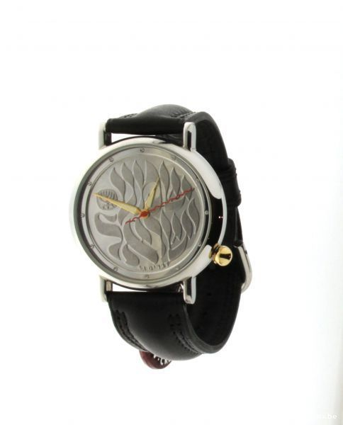 "Alain Silberstein ""Montre de Jérusalem"" - Limited edition unisex watch made in France"