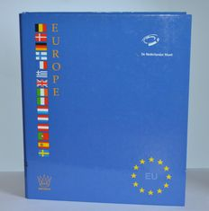 Europa - coin packs from 15 European countries prior to the introduction of the euro