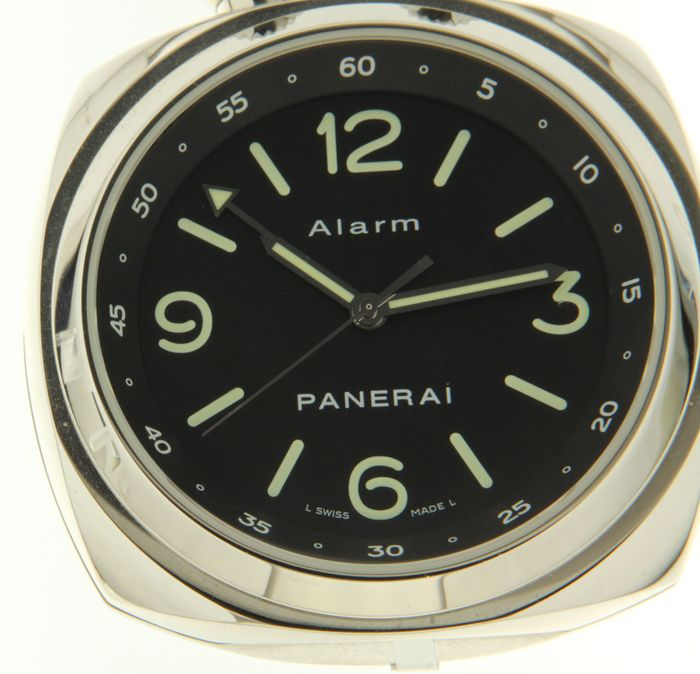 Panerai pocket watch/ travel clock (limited edition 1000)