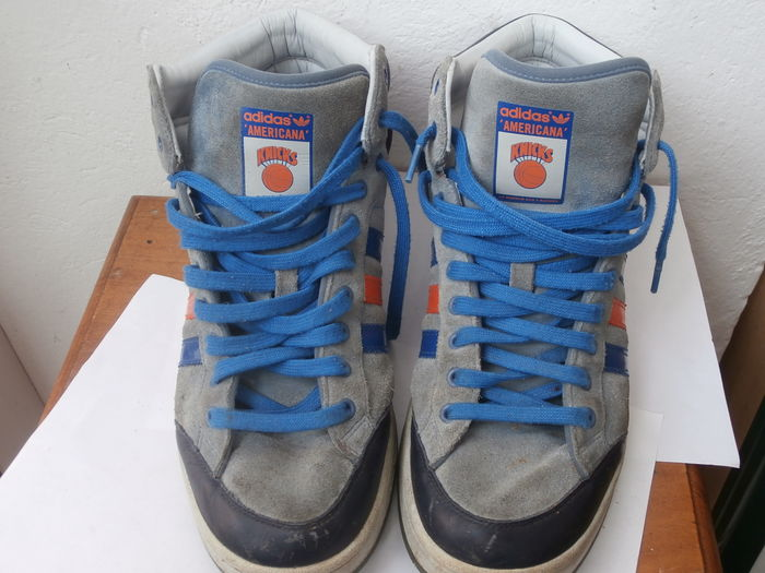 Americana York Catawiki Knicks New Sneakers Adidas Men's Mid Aqp4Fwxtd