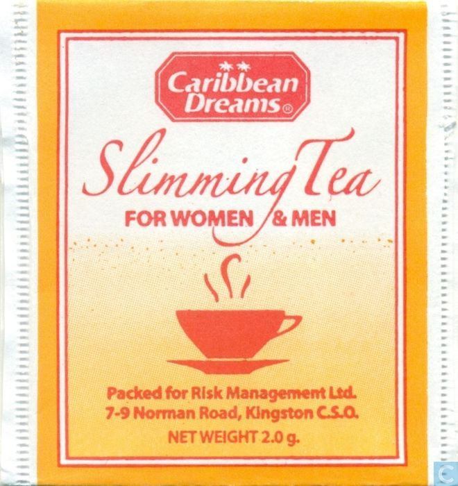 Slimming Tea - Caribbean Dreams - Catawiki