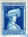 Timbres-poste - Luxembourg - Venceslas Ier