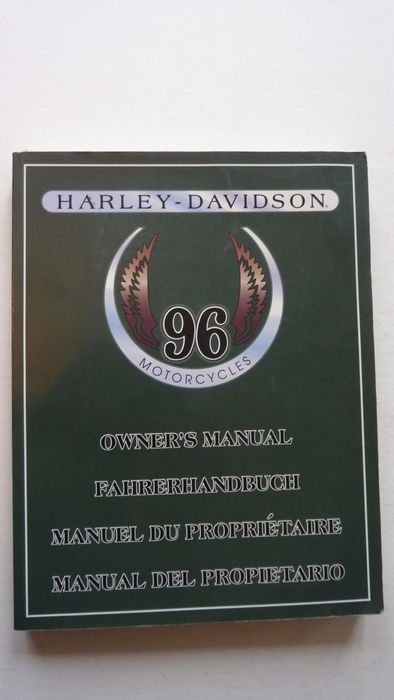 harley davidson owners manual pdf