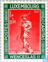 Timbres-poste - Luxembourg - Venceslas II