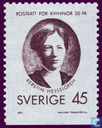 50 years of women's suffrage