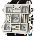 Check out our Elini-Barokas Square World 2706 – wristwatch