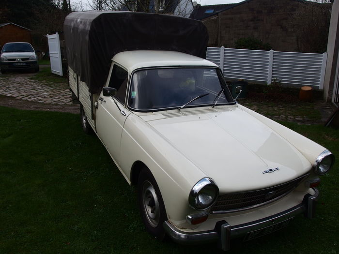 peugeot 404 pick up with tilt 1973 catawiki