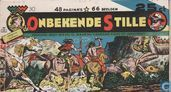Comic Books - Jonge Havik - De Onbekende Stille 30