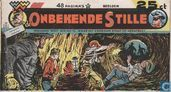 Comic Books - Jonge Havik - De Onbekende Stille 34