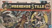Comic Books - Jonge Havik - De Onbekende Stille 35