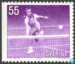 Timbres-poste - Suède [SWE] - Sportives