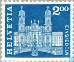 Postage Stamps - Switzerland [CHE] - Abbey Church