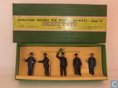 Dinky Toys Engineering Staff