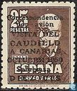 Postage Stamps - Spain [ESP] - Overprint