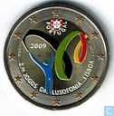 """Portugal 2 euro 2009 """"Lusophony Games"""""""