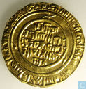 Latin Kingdom of Jerusalem 1 (Au) dinar 1036-1094