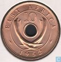 East Africa 10 cents 1952 (no mintmark)