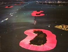 Christo - Surrounded islands, Miami