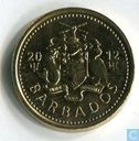 Barbade 5 cents 2012