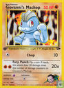 Giovanni's Machop