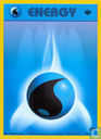 Trading cards - English 2000-10-16) Gym Challenge (1ste Edition) - Water Energy