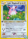 Light Wigglytuff