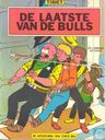 Comic Books - Chick Bill - De laatste van de Bulls