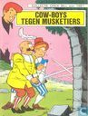 Comic Books - Chick Bill - Cow-Boys tegen musketiers