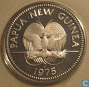 Papua New Guinea kina 5 1975 (PROOF)