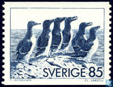 Postage Stamps - Sweden [SWE] - Common murre