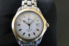 Omega Seamaster - Mens watch 1999 -  Bicolor