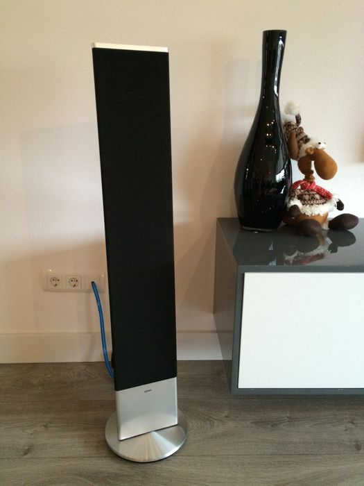 loewe individual stand speaker sl electricstat catawiki. Black Bedroom Furniture Sets. Home Design Ideas