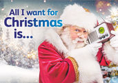 "B150197 - Sky Radio ""All I want for Christmas is..."""