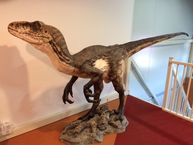 Jurassic Park - Studio Oxmox - 320cm in length and 165cm ...