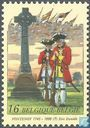 Postage Stamps - Belgium [BEL] - The Battle of Fontenoy