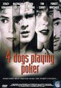 4 Dogs Playing Poker