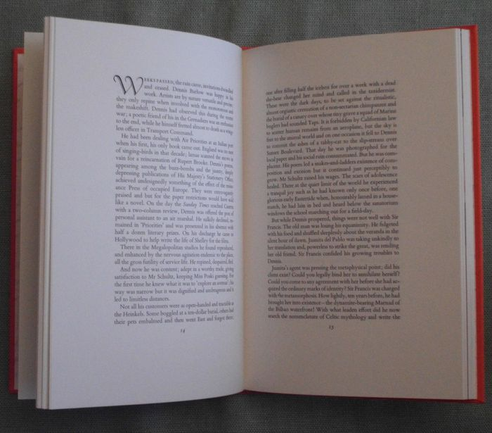 the loved one evelyn waugh essay I only recently read brideshead revisited, my first encounter with evelyn waugh's work that book displayed an impressive amount of range while it was.