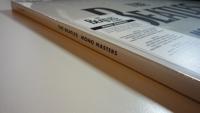 The Beatles - The Beatles MONO Masters * Limited 3LP, 180