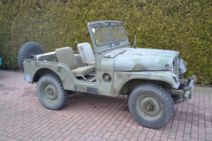 NEKAF JEEP M38 A1 - 1956 - Catawiki