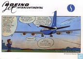 Boeing Jet Intercontinental