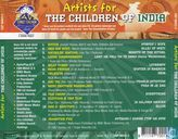 Disques vinyl et CD - Artistes variés - Artists for the children of India