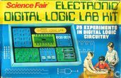 Radio Shack Science Fair Electronic Digital Logic Lab Kit