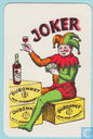 Joker, Belgium, Dubonnet Vin de Liqueur, Speelkaarten, Playing Cards