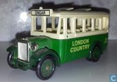 Dennis Single Deck Coach 'london county'