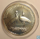 "Hungary 200 forint 1992 (PROOF) ""White Storks"""