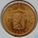 Coins - the Netherlands - Netherlands 10 gulden 1932