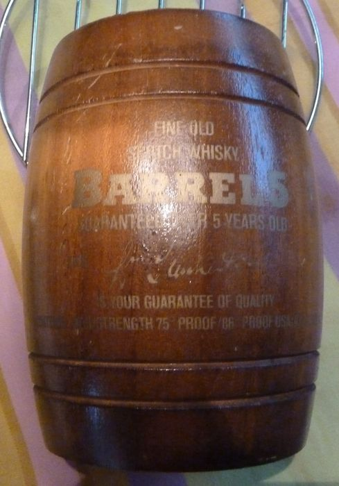 Barrel 5 Scotch whisky uit 1973