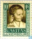 Postage Stamps - Luxembourg - Prince Charles