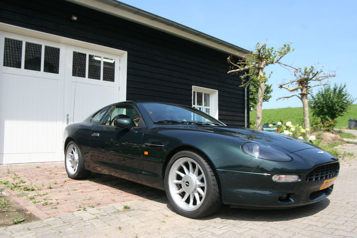 Aston Martin DB Catawiki - 1998 aston martin db7